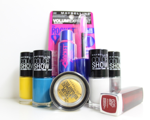 maybelline goodies